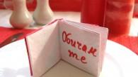 Украса за маса от оригами книга от салфетки Украса за маса от оригами книга от салфетки – украсата е подходяща за сватбена украса за маса, юбилей, корпоративни събирания и други....