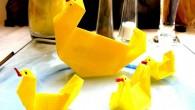 Украса за маса от салфетка тип Пате. Украсата за маса жълтото Пате е подходяща за различни видове празници: сватби, тийм билдинг, рожден ден, кръщене, юбилей, имен ден, корпоративни, фирмени и...