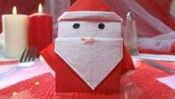 Коледна украса и малък подарък оригами Дядо Коледа. Украса тип оригами Дядо Коледа е подходяща като празнична украса за коледната трапеза за коледните и новогодишни празници. Също така може да...