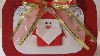 """Коледна картичка """"Дядо Коледа"""""""
